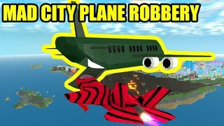 [FULL GUIDE] CARGO PLANE ROBBERY UPDATE | Roblox Mad City