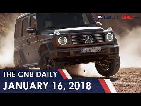2019 Mercedes-Benz G-Class | New-Gen Volkswagen Jetta | 2018 Isuzu D-Max V-Cross
