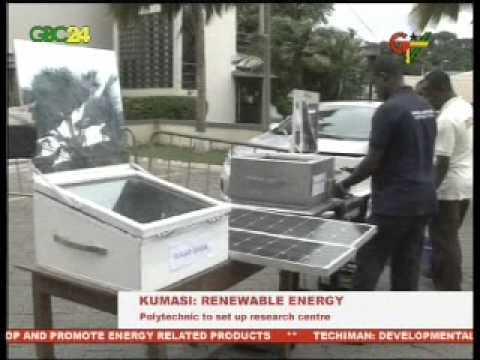 Kumasi Polytechnic and Renewable Energy