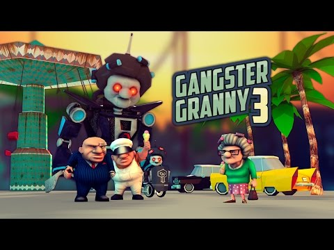 Gangster Granny 3 - Trailer (2016)