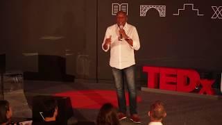 O Catador de Sonhos | Geraldo Rufino | TEDxUNISUAM