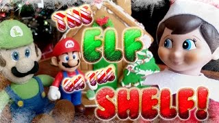 ELF ON THE SHELF! - Cute Mario Bros.