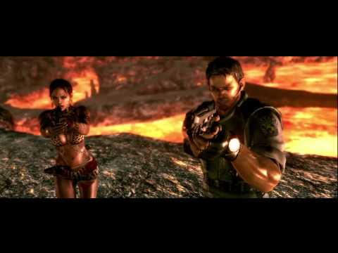 Resident Evil 5 Wesker Final Boss Fight Part 2 Hd Youtube