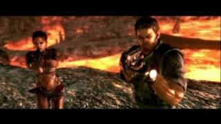 Resident Evil 5 - Wesker Final Boss Fight - Part 2 (HD)