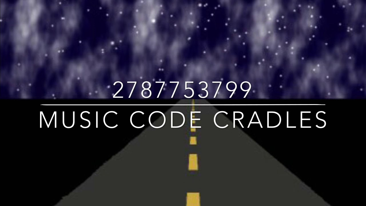 Music Code Cradles For Roblox Youtube