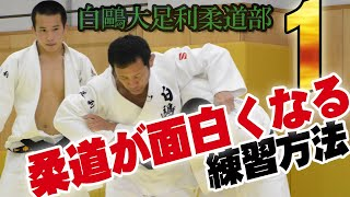 【DVD】白鷗大足利柔道部の 柔道が面白くなる練習方法 Disc1 sample