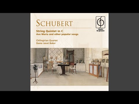 String Quintet in C D956: IV. Allegretto