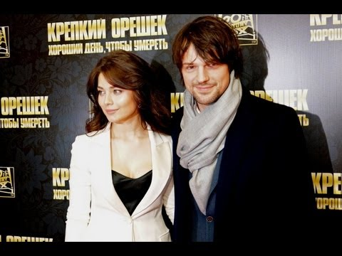 A Good Day To Die Hard Premiere: Yuliya Snigir in Moscow