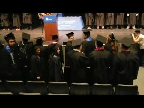 Columbia College Hollywood 2017 Grads PT1