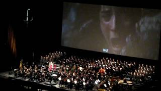 The Lord Of The Rings In Concert The Bridge Of Khazad Dum Kaitlyn Lusk Solo Live In Sacramento