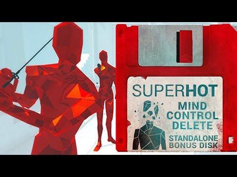 SUPERHOT MIND CONTROL DELETE |