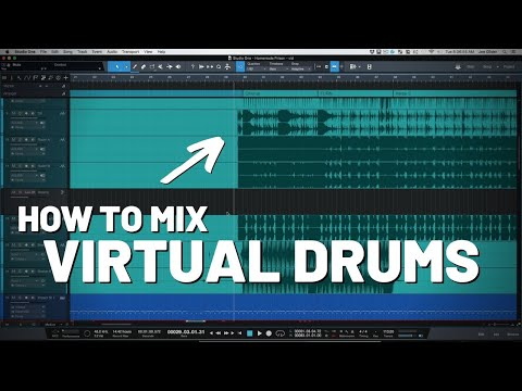 How to Mix Virtual Drums