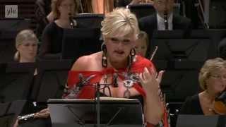 Schönberg: Erwartung - Karita Mattila (2/3)