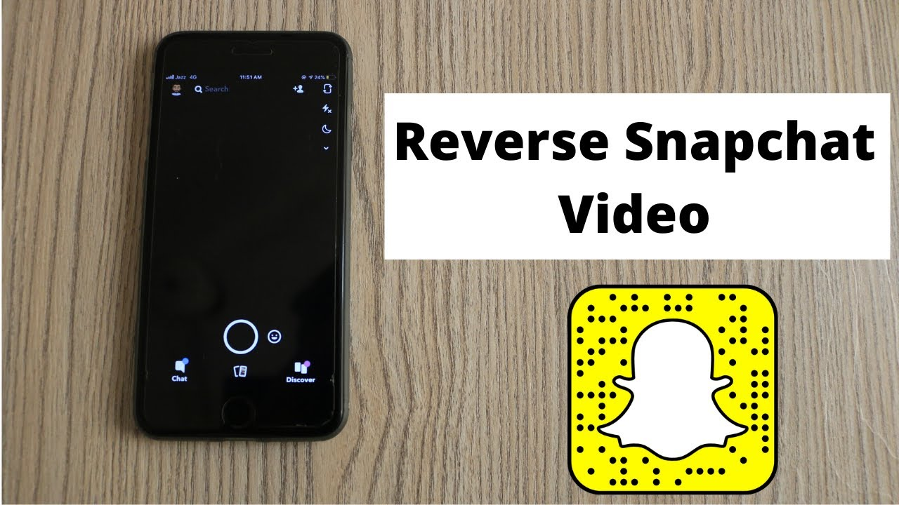 How To Put Videos In Reverse On Snapchat 2021 Reverse On Snapchat Youtube
