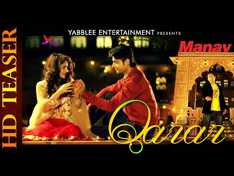 MANAV | QARAR | NEW RELEASED PUNJABI SONG 2015 | OFFICIAL TEASER HD