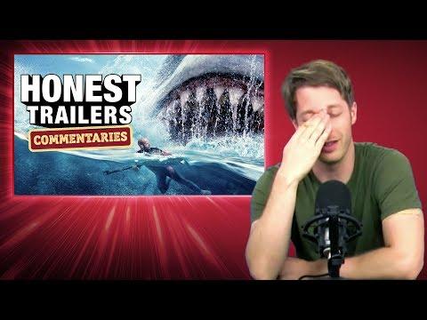 Honest Trailers Commentary - The Meg