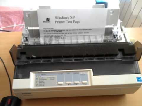 EPSON LQ-300 II ESCP2 PRINTER DRIVERS UPDATE