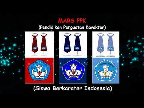 MOVIE - MARS PPK  ( SISWA BERKARAKTER INDONESIA )  Th. 2017