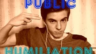 Public Humiliation! :( | My Fifth VLooge