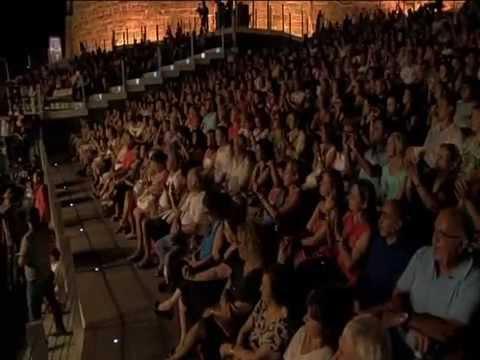 26.08.2014 Şevval Sam & Kurtalan Ekspres Bodrum Kalesi Konseri - Kral TV