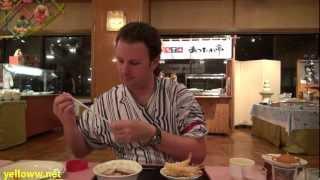 Best Onsen in Hokkaido Japan - Daiichi Takimotokan