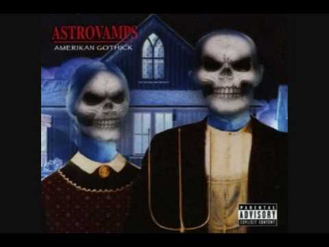 Astrovamps- Paint it black