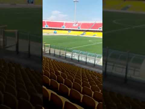Accra Sports Stadium is ready for the AFCON Women Championship