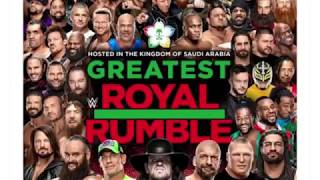 Download Video WWE Greatest Royal Rumble DVD Cover Revealed MP3 3GP MP4