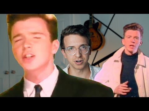 Rick Astley is a Musical Genius  a music theory analysis