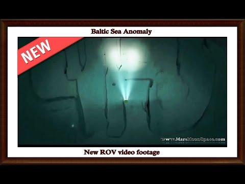 The Baltic Sea Anomaly 2017. The New ROV video Footage.  Video No 2