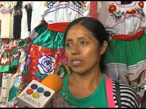 Artesanías Un Atractivo Más De La Feria De San Pedro Cholula