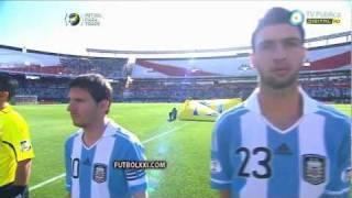 Gambar cover Argentina 1 - Bolivia 1 (Eliminatorias 2011) [HD Full 1080p]