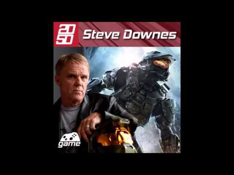 """Interview with """"Halo 5: Guardians"""" Steve Downes and he's coming to the 2015 2050 Daytona Beach event"""