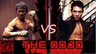 Video The DOJO - Tony Jaa vs Jet Li download MP3, 3GP, MP4, WEBM, AVI, FLV Februari 2018