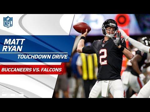 Matt Ryan Marches Atlanta Down the Field for a TD!  Buccaneers vs. Falcons  NFL Wk 12 Highlights