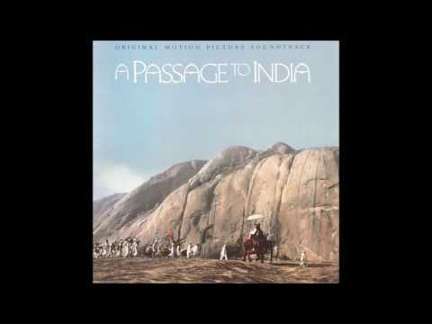 Soundtrack A Passage to India (1984) - Back to England