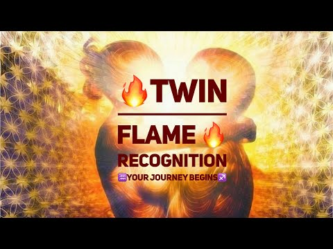 SAGITTARIUS/#AQUARIUS YOUR TWIN FLAME JOURNEY BEGINS! - YouTube