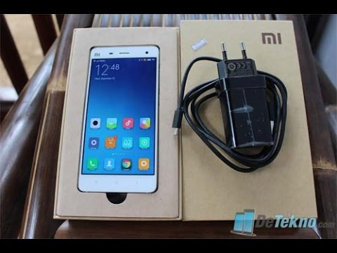 Unboxing Xiaomi Mi4 Indonesia