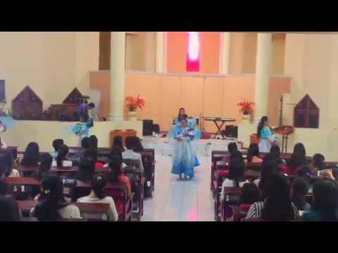 JPCC Worship - Bersorak (Rebana PELMAP UNSRAT)