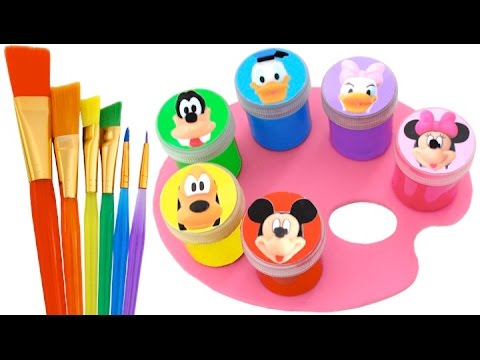 Thumbnail: Best Learning Colors Video for Children Disney Mickey Mouse Clubhouse RL