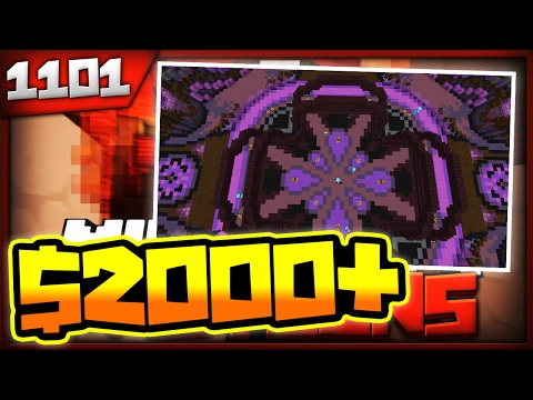 Minecraft FACTIONS Server Let's Play - $2000 USD PRIZE THIS SEASON!! - Ep. 1101