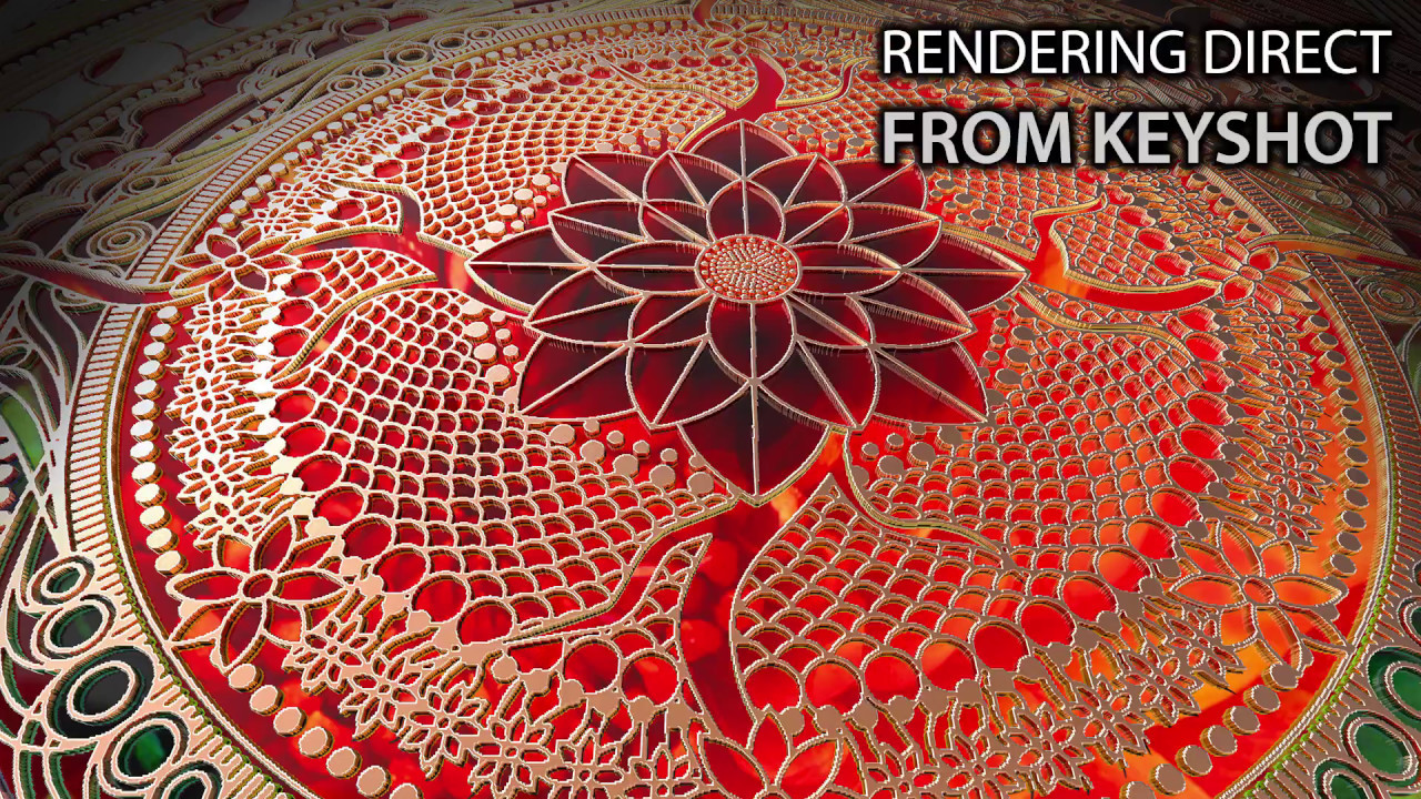 Zbrush Creating 3d From 2d Creating A Mandala