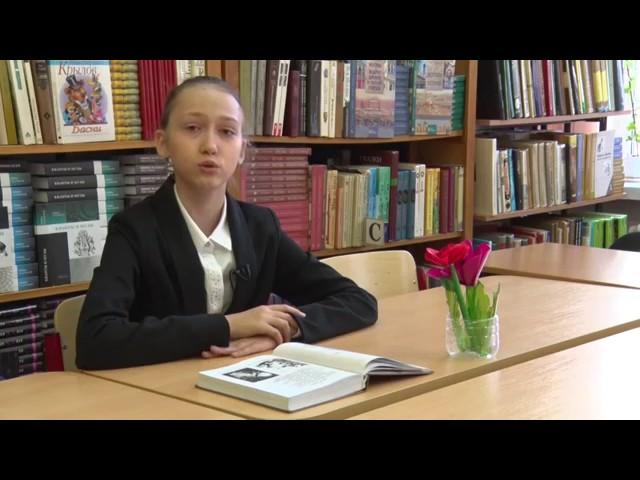 Изображение предпросмотра прочтения – АллаВолкова читает произведение «Ворона и Лисица» И.А.Крылова