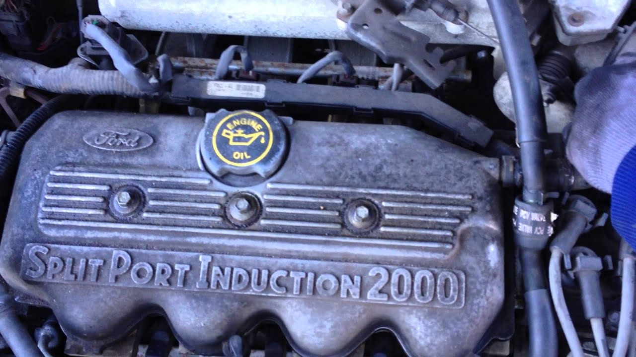 Ford Escort 1998 Knocking Engine Help Youtube