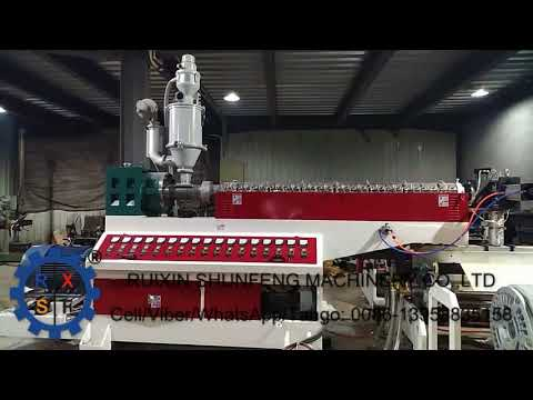 Not Subject To The Prohibition Of Plastics! PLA Extrusion Coating Machine