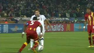 U.S.A vs Ghana highlights: June 26th 2010 FIFA World Cup
