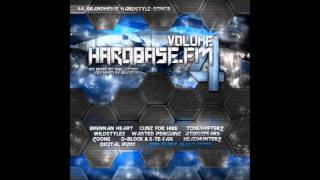 HardBase.FM Volume Four! 2014 cd1 mixed by omegatypez