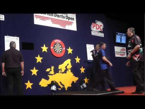 Austrian Darts Open 2013 - Round 2 - Jenkins VS Baxter