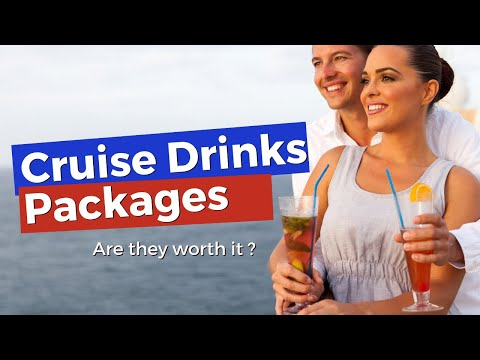 Cruise Drinks Packages. 8 Reasons Not To Buy One