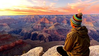 3 Days in Grand Canyon National Park - USA Road Trip EP4/6